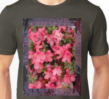 Azalea close-up Unisex T-Shirt