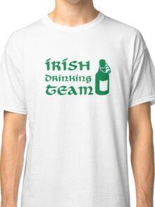 Irish drinking team beer Classic T-Shirt