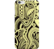 Vulturous Flower  iPhone Case/Skin