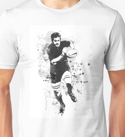Rugby Player Unisex T-Shirt