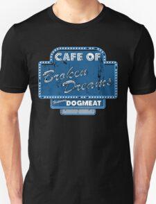 Cafe of Broken Dreams - Fallout Inspired Shirt! T-Shirt