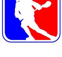 Lacrosse League Logo by kwg2200