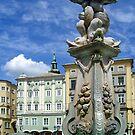 Linz - Austria by Arie Koene