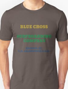 Blue Cross Surfboarding Company T-Shirt