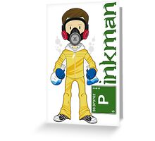 Breaking Bad 'Pinkman' Greeting Card