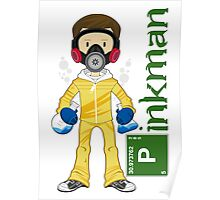 Breaking Bad 'Pinkman' Poster