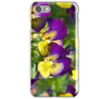 flowers, spring iPhone Case/Skin