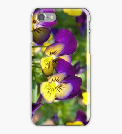flowers, spring iPhone Case/Skin