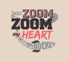 B1A4 You Zoom Zoom My Heart Like A Rocket Unisex T-Shirt