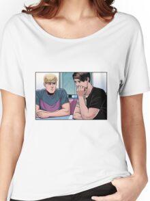 cute boyfriends c: Women's Relaxed Fit T-Shirt