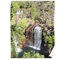 Florence Falls Litchfield National Park  , Northern Teritory Australia  Poster