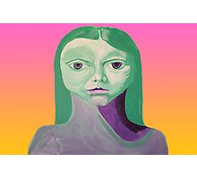 Femme fatale Photographic Print