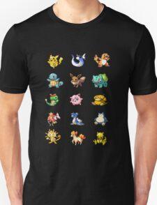 Pokemon sprite t shirt T-Shirt