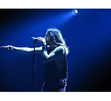 Jared Leto - Lisboa 2013 (Point) Photographic Print