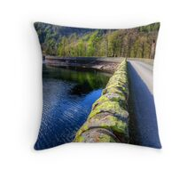 Thirlmere, Lake District Throw Pillow