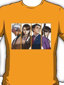 Trials & Tribulations Panels T-Shirt