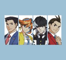 Dual Destinies Panels by Molmoran