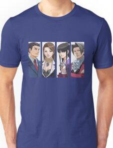 Ace Attorney Panels Unisex T-Shirt