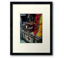 The Jamaican Doctor  Framed Print