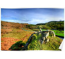 Duddon Valley, Lake District Poster
