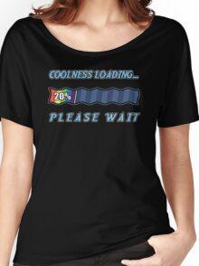 MLP 20 Percent Cooler Loading Women's Relaxed Fit T-Shirt