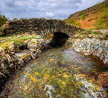 Ashness Bridge, Lake District by Stephen Smith