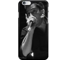 David Escamilla iPhone Case/Skin