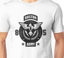 Boston Army Unisex T-Shirt