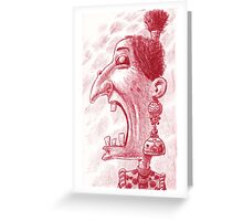 Wise woman Greeting Card
