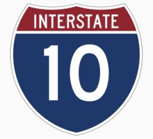 Interstate 10 by cadellin