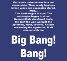The Big Bang Theory Theme Song by Nicky Spencer