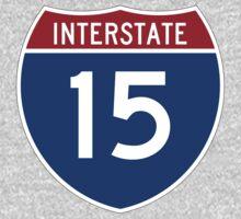 Interstate 15 by cadellin