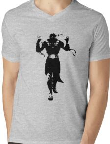 Mortal Kombat ERMAC Mens V-Neck T-Shirt