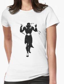 Mortal Kombat ERMAC Womens Fitted T-Shirt