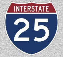 Interstate 25 by cadellin