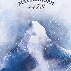 Matterhorn Mountain by randoms
