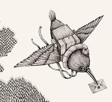 Telegramme Part 1 by Alex G Griffiths