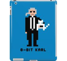 8-Bit Karl iPad Case/Skin