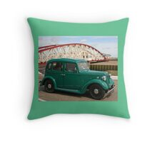 Austin Seven Throw Pillow