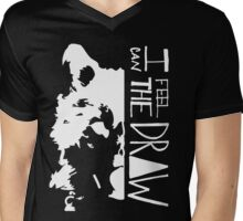 The Draw Mens V-Neck T-Shirt