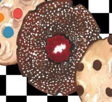 Eat Cookies Sticker