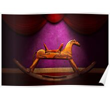 Toy - Hobby horse Poster