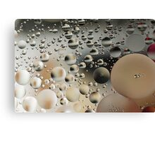 Spheres and light 9 Canvas Print