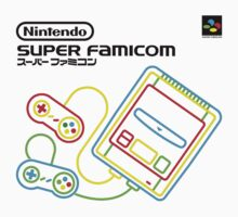 Super Famicom Shirt by uzilover