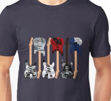 Linkin Park Guitars Unisex T-Shirt