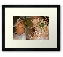 Spheres and light 10 Framed Print