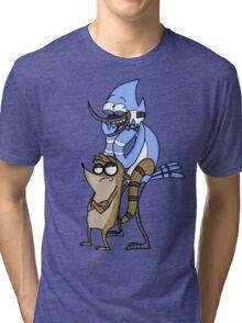Regular Show Bros Tri-blend T-Shirt