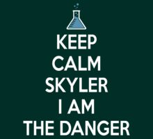 Keep Calm Syler I Am The Danger by Alessandro Tamagni