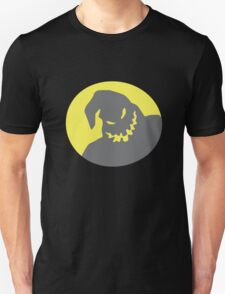 Shadow of the Moon at Night Unisex T-Shirt