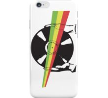 Red, Green and Gold (Ethiopia) Vinyl iPhone Case/Skin